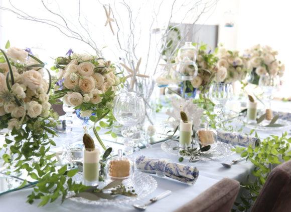 SEASOAL TABLE&FLOWERS
